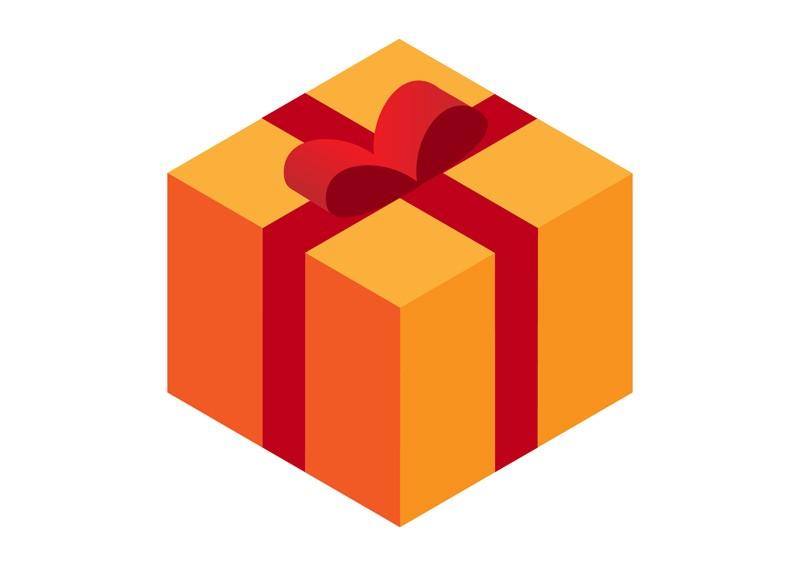 isometric-flat-present-box-icon
